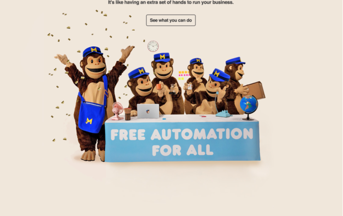 Marketing de automatización con Mailchimp Gratis